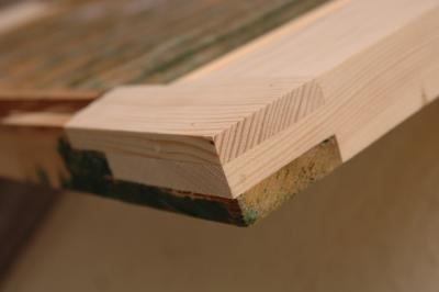 Restauro infissi in legno treviso